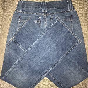 GAP Jeans - EUC Gap Curvy Bootcut Jeans Size 1.